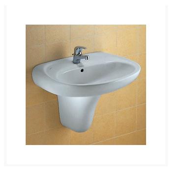 GARDA lavabo 60x49 bianco codice prod: J090500 product photo Default L2