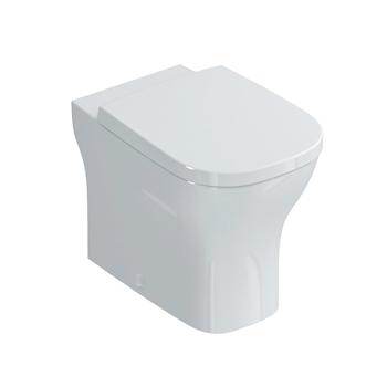 ACTIVE WC filo parete con sedile rallentato bianco codice prod: T316901 product photo Default L2