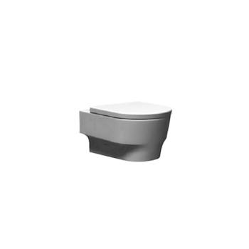ASOLO WC sospeso con sedile 56x37 bianco codice prod: J394100 product photo Default L2