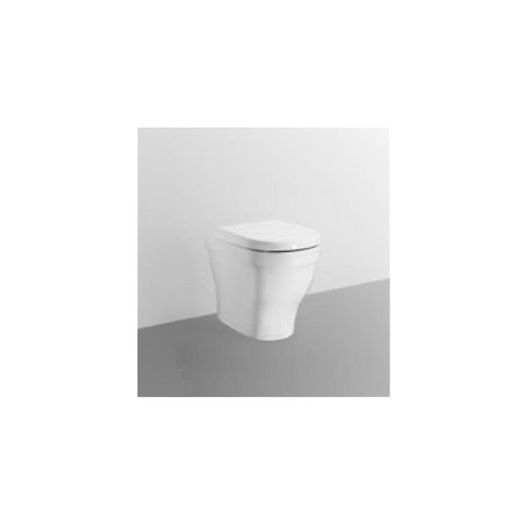 WASHPOINT WC scarico universale con sedile bianco europeo codice prod: R950301 product photo