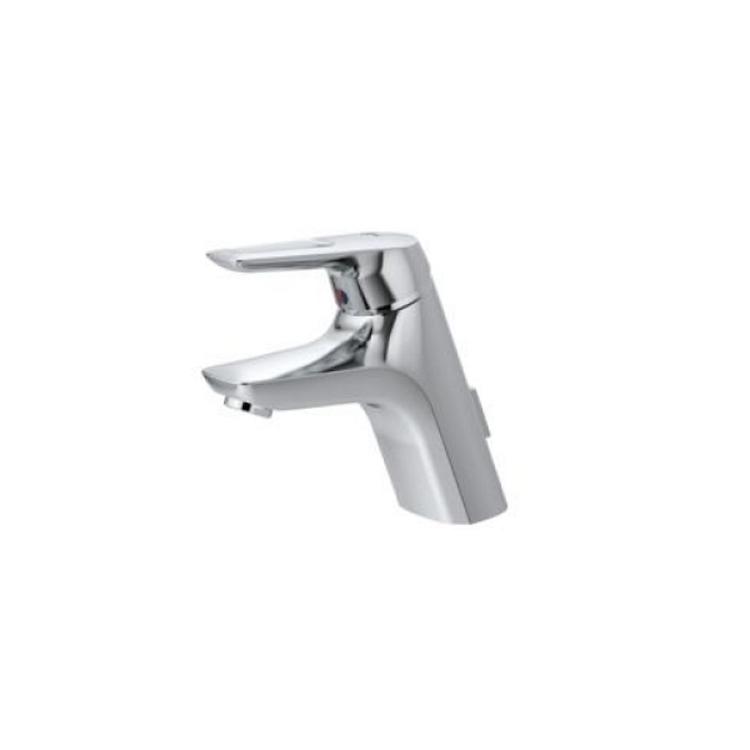 Miscelatore IDEAL STANDARD CERAMIX BLUE lavabo tubi rigidi con pilettacon piletta cromato codice prod: A5653AA product photo