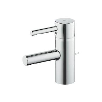 Miscelatore GROHE ESSENCE lavabo bocca bassa con saltarello,movimentoceramico e tubetti flessibili codice prod: 33562000 product photo Default L2