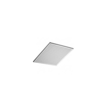 SOFFIONE DESIGN QUADRATO 300X300 OTTONE cromato codice prod: BDSOF8 product photo Default L2