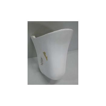 NOVELLA Semicolonna Lavabo bianca codice prod: J060600 product photo Default L2