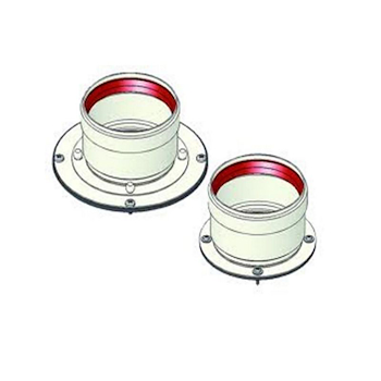 FONDITAL Kit scarico fumi sdoppiato per caldaie tradizionali D.80 80 codice prod: 0SDOPPIA03 product photo Default L2