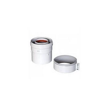 Adattatore scarico BAXI per caldaie tradizionalI codice prod: KHG71410191 product photo Default L2