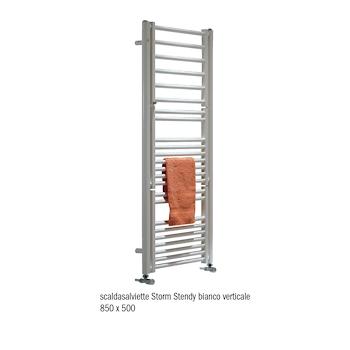 Scaldasalviette STENDY 850x500 int.465 w.420 bianco codice prod: DSV08338 product photo Default L2