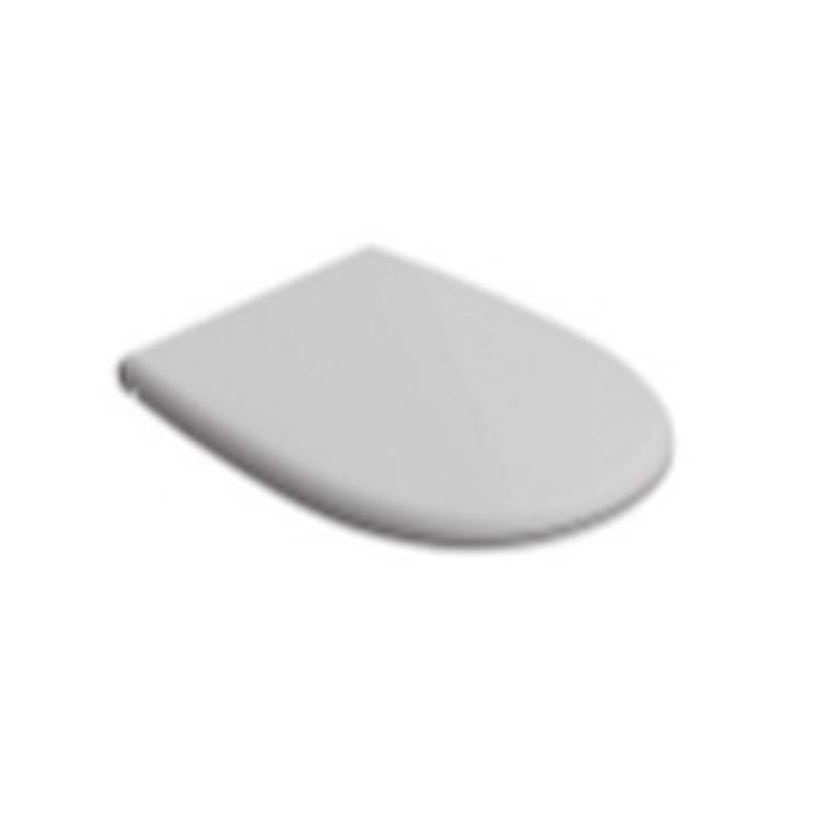 GRACE SEDILE DUROPLAST RALL BIANCO LUCIDO codice prod: GR022BI product photo