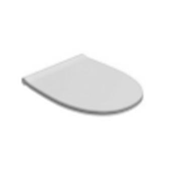 4ALL SEDILE TERMOINDURENTE RALL BIANCO LUCIDO codice prod: MDR20BI product photo Default L2