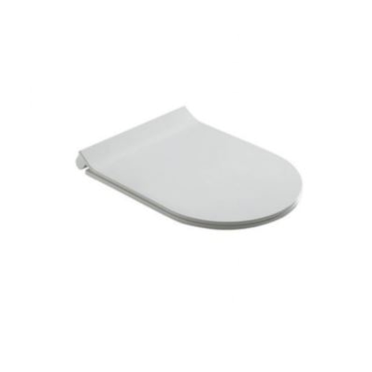 SEDILE TERMOINDURENTE BIANCO MEG11/PLUS DESIGN/EXTRA SLIM codice prod: 5479 product photo