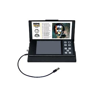 REMS ORCUS COLOR BASIC unita di controllo tecnica micro processore emonitor a colori (telecamera ele codice prod: 173010R220 product photo Default L2