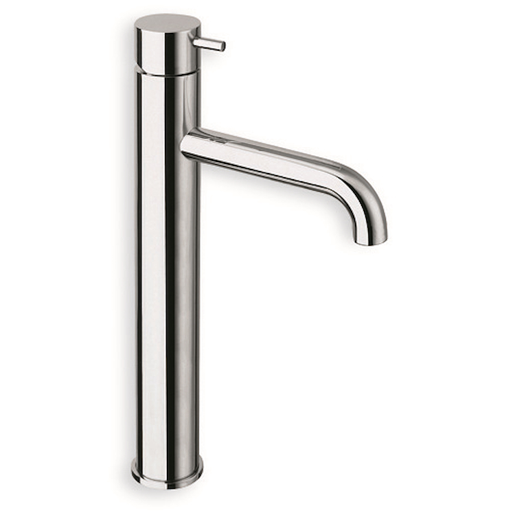 TRICOLORE VERDE TV922 MISCELATORE LAVABO REGULAR SENZA SCARICO CROMATO codice prod: LISTV92251 product photo