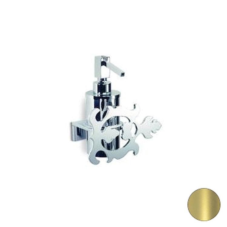 GRIMILDE 9088 PORTA SAPONE A PARETE DESTRA ORO codice prod: 11990885000 product photo