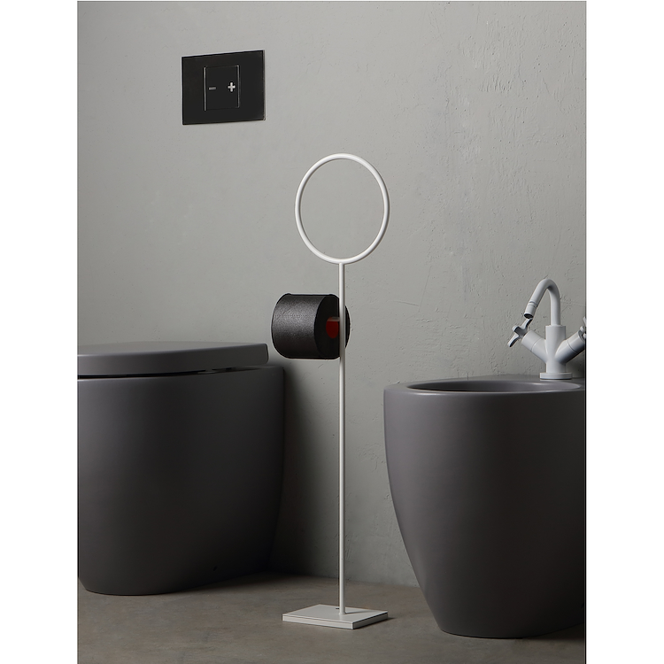 MOON 377 PIANTANA WC BIANCO SALE codice prod: 14703770200 product photo