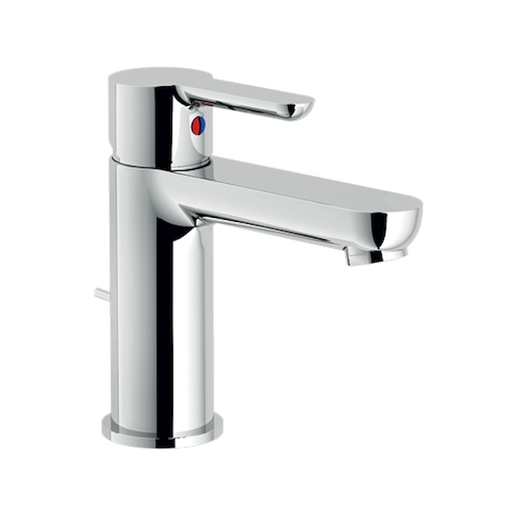 ABC RUBINETTO LAVABO MONOLEVA codice prod: AB87118/20CR product photo