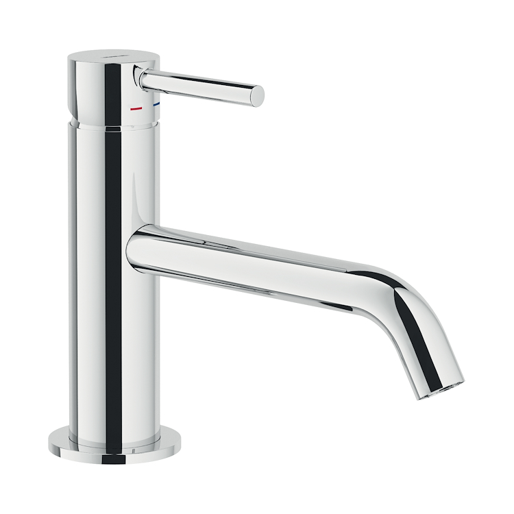ACQUERELLI RUBINETTO LAVABO MONOLEVA codice prod: AQ93118/20CR product photo