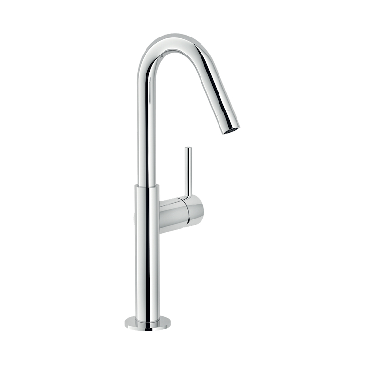 ACQUERELLI RUBINETTO LAVABO MONOLEVA codice prod: AQ93118/30CR product photo