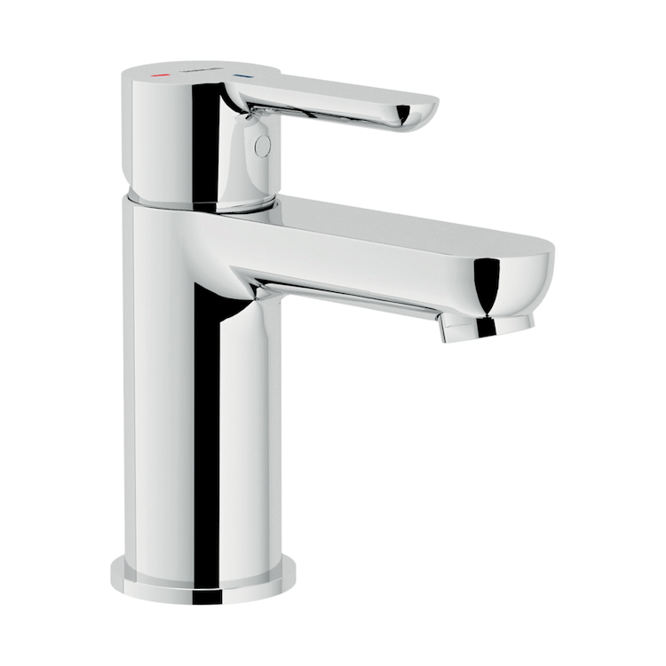 ABC RUBINETTO LAVABO MONOLEVA SENZA PILETTA codice prod: ABE87118/2CR product photo