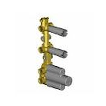 R97821 PARTE INCASSO 2 ARRESTI MISCELATORE DOCCIA codice prod: R97821 product photo Default L2