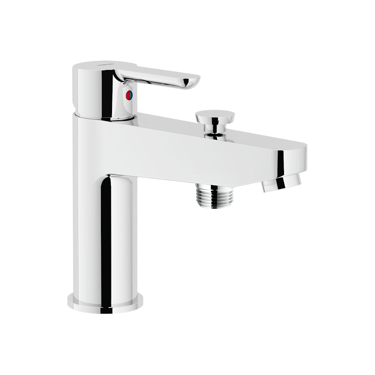 ABC AB87118/10CR RUBINETTO LAVABO MONOLEVA codice prod: AB87118/10CR product photo