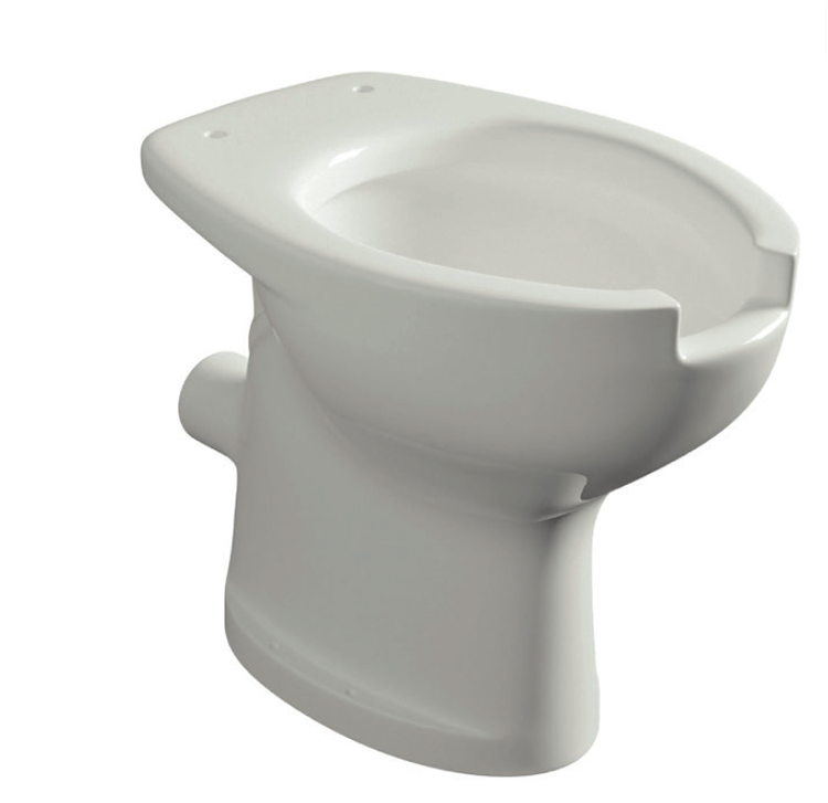 NEW WC FULL SCARICO PAVIM.C/APERTURA FRONTALE 4,5 LT. codice prod: DSV18005 product photo