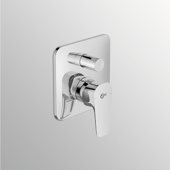 CERAFINE D A7189 MISCELATORE DOCCIA INCASSO CROMATO codice prod: A7189AA product photo Default L2