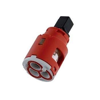 RICAMBI POP RCR107040 CARTUCCIA DIAMETRO 25 MM CON FONDO ROSSO codice prod: RCR107040 product photo Default L2