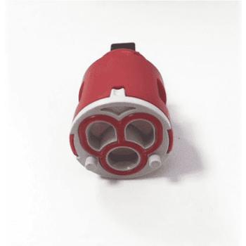 RICAMBI POP RCR107040 CARTUCCIA DIAMETRO 25 MM CON FONDO ROSSO codice prod: RCR107040 product photo Foto1 L2