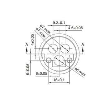 RICAMBI POP RCR107040 CARTUCCIA DIAMETRO 25 MM CON FONDO ROSSO codice prod: RCR107040 product photo Foto2 L2