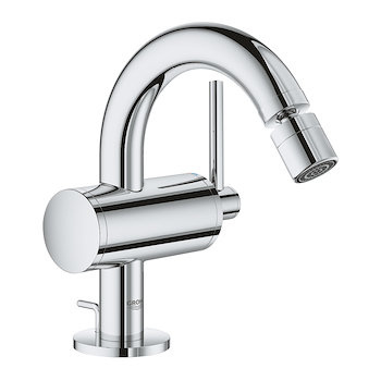 "ATRIO NEW 32108003 MISCELATORE BIDET PILETTA 1""1/4 CROMATO codice prod: 32108003 product photo Default L2"