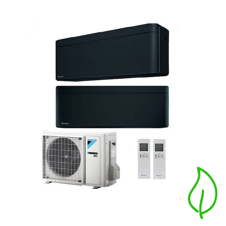 DUALSPLIT PURIFICATORE SERIE STYLISH FTXA35BB+FTXA35BB+2MXM50M9 12000+12000 BTU product photo