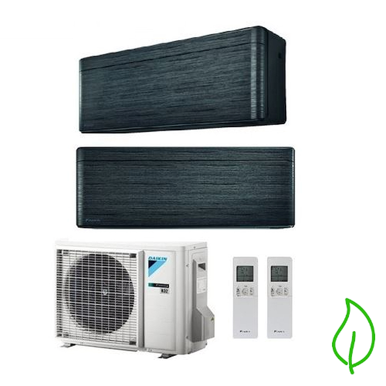 DUALSPLIT PURIFICATORE SERIE Stylish FTXA25BT FTXA25BT 2MXM50M9 9000 9000 btu product photo