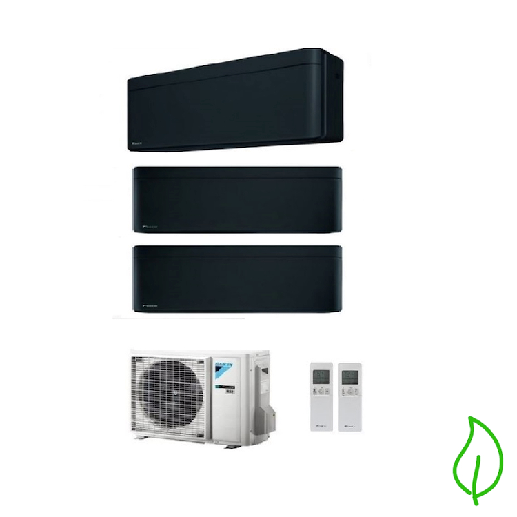 TRIALSPLIT PURIFICATORE SERIE Stylish FTXA25BB FTXA25BB  FTXA35BB 3MXM68 9000 9000 12000 product photo