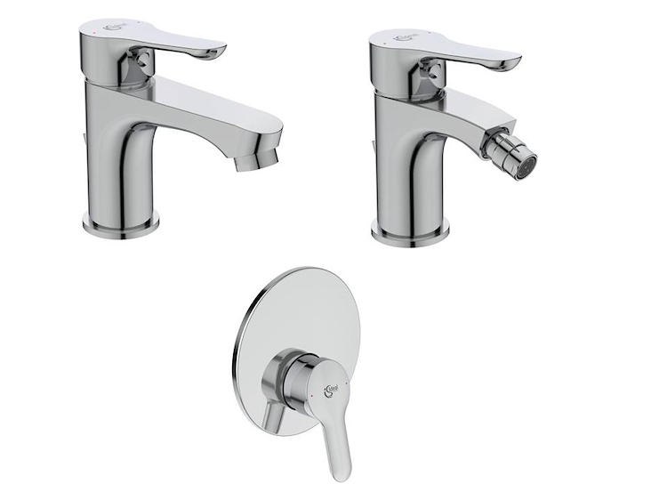 ALPHA LAVABO - BIDET - DOCCIA product photo