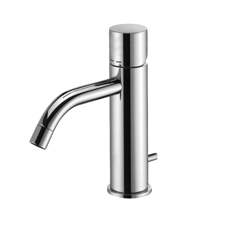 "LIGHT LIGX075 MISCELATORE LAVABO PILETTA 1""1/4  CROMATO codice prod: LIGX075CR product photo"