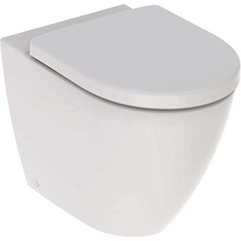 ICON WC MULTI BTW TRASLATO CON SEDILE CON FISSAGGI 35,5X56 FILO PARETE BIANCO codice prod: 500.828.00.1 product photo Default L2