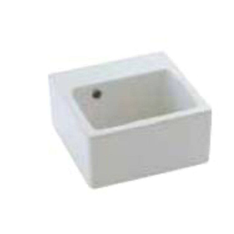 PLUS DESIGN 6033M LAVABO BIANCO codice prod: 6033M product photo