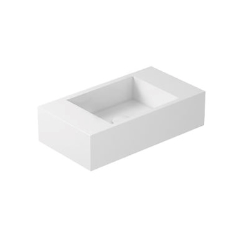 PLUS DESIGN 6035S LAVABO SOSPESO BIANCO codice prod: 6035S product photo Default L2
