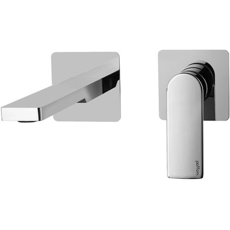 TANGO RUBINETTO LAVABO A PARETE codice prod: TA104CR70 product photo