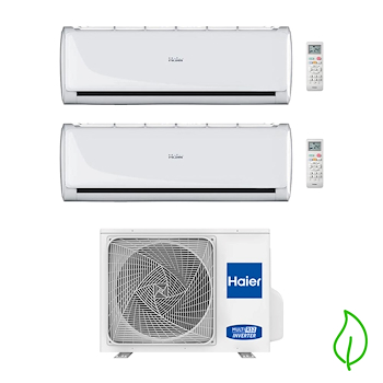 TUNDRA 2.0 CONDIZIONATORE DUALSPLIT  9000+12000 AS25TADHRA-1+AS35TADHRA-1+2U40S2SM1FA product photo Default L2