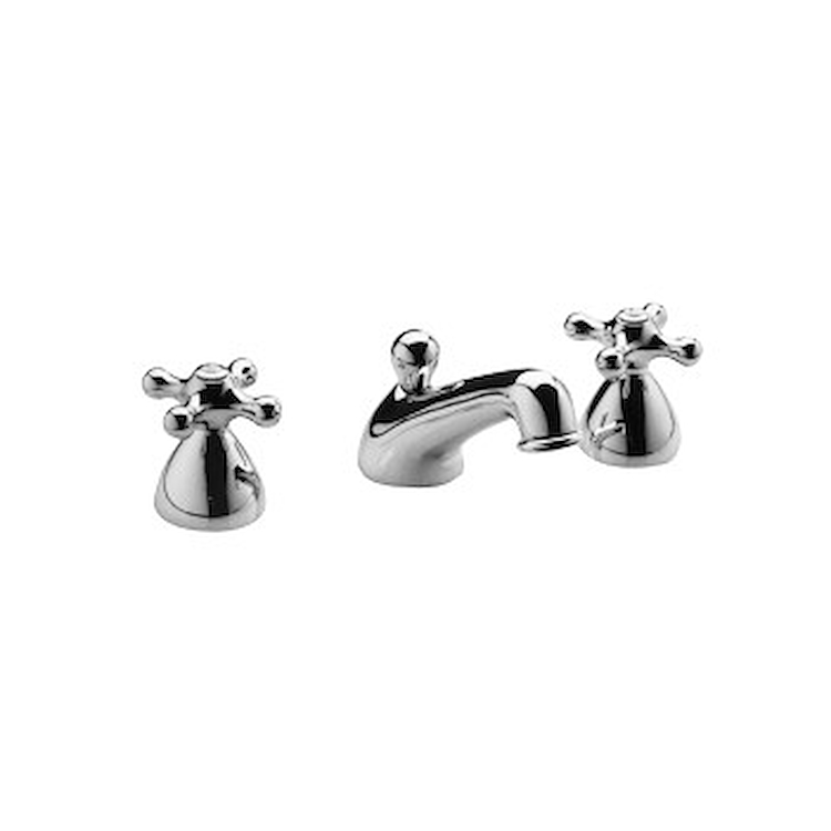EPOCA RUBINETTO LAVABO 3 FORI CON PILETTA codice prod: 45350000E051 product photo