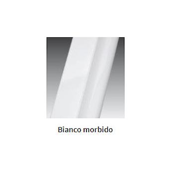 OPERA FH LATO FISSO DX CRISTALLO TRASPARENTE PROFILO BIANCO OPACO codice prod: OPEFH79D-1U product photo Foto1 L2