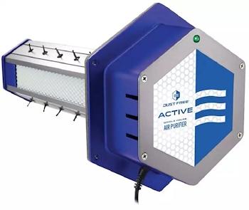 """ACTIVE 6"""" SANIFICATORE ARIA efficace contro batteri, virus, muffe, allergeni e odori codice prod: DF13070 product photo Default L2"""