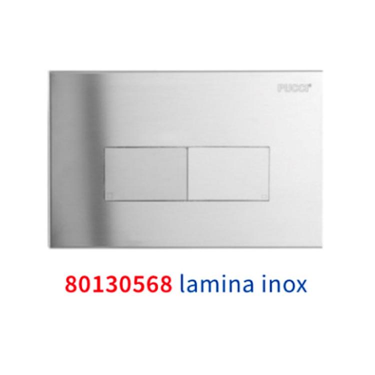 ECO I 80130568 PLACCA LINEA LAMINA INOX codice prod: 80130568 product photo