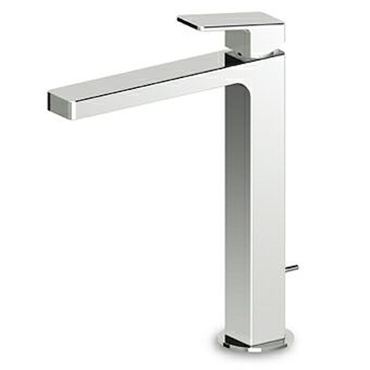 JINGLE RUBINETTO LAVABO MONOLEVA A BOCCA ALTA codice prod: ZIN691 product photo