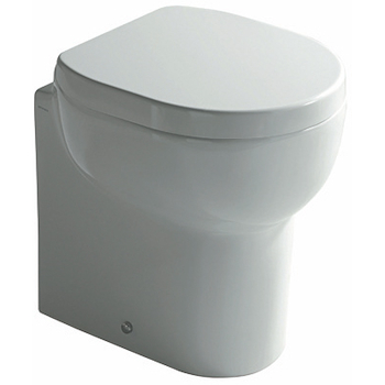 SERIE M2 A TERRA WC + BIDET + SEDILE RALLENTATO product photo Foto1 L2