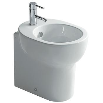 SERIE M2 A TERRA WC + BIDET + SEDILE RALLENTATO product photo Foto2 L2
