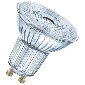 LAMPADINA LED FORMA A SPOT CHIARA ATTACCO GU10 EQUIVALENTE 50W codice prod: LED112803BLXBOX1 product photo Default L2