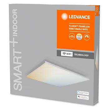 PANNELLO SMART+ WIFI PLANON FRAMELESS SQUARE TW 60X60 codice prod: LUM484436WF product photo Foto2 L2