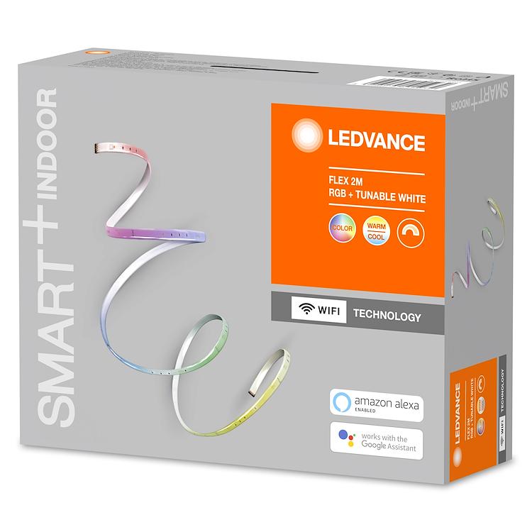 STRISCIA SMART+ WIFI FLEX 2MT RGBTW codice prod: LUM515932WF product photo
